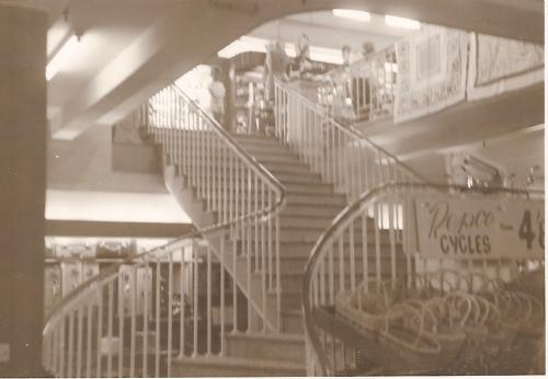1964 new staircase